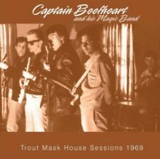 CAPTAIN BEEFHEART & HIS MAGIC Trout Mask House Sessions 1969 CD *NEW