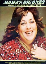 MAMA CASS mama's big ones - her greatest hits GERMAN EX LP