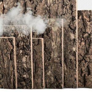 Cork Terrarium Background Tile Natural Cork Top Inche Tree Bark Decor Good