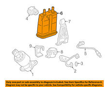 GM OEM-Vapor Canister Fuel Gas Emission 15137022