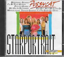 PUSSYCAT - Starportrait CD Album 12TR (Laserlight) 1992 Germany RARE!