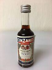 Mignon Miniature Cinzano Rosso Vermouth 5cl 16% Vol