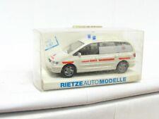 Rietze 1/87 50810 Seat Alhambra Ambulance Belgien OVP (KV5111)
