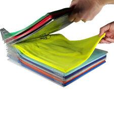 Clothes Organizer System Closet Drawer Office Desk File Cabinet Organization New