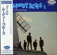 MOODY BLUES-GO NOW-JAPAN MINI LP CD BONUS TRACK C94