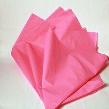 Hot Pink Wrapping Tissue Paper - 480 Sheets!!! Free Shipping
