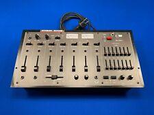 6 Kanal Stereo Mixer Mischpult SM-3090 V voll funktionsfähig