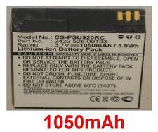 Batterie 1050mAh type 2422-526-00193 Pour Philips Pronto TSU9200/37