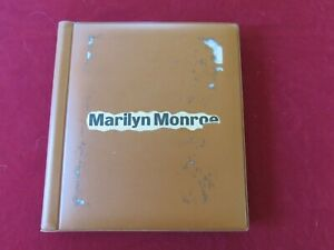 Marilyn Monroe Vintage Scrapbook VI. 36 pages.