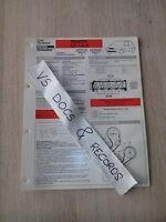 FICHE TECHNIQUE AUTOMOBILE RTA MAZDA 121 1.8 D (n°14)