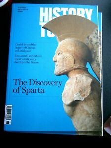 History Today Magazine June Issue 2020 (new)