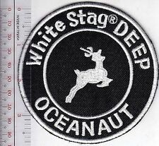 SCUBA Diving USA White Stag Deep Oceanaut Regulator Patch Portland, Oregon