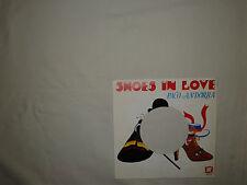 "Paco Andorra – Shoes In Love  - Copertina Forata Per Disco Vinile 45 Giri 7"""