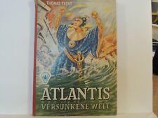 Buch ?Atlantis Versunkene Welt? Thomas Trent