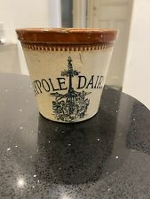 More details for maypole dairy cream crock