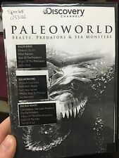 The Discovery Channel Paleoworld - Beasts, Predators, Sea Monsters ex-rental DVD