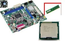 Intel i7-3770 Processor 3.4GHZ(3rd Gen)+ Intel DH61WW MotherBoard+8GB DDR3 Ram