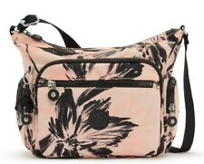 Kipling GABBIE S  Crossbody Bag with Phone Compartment - Coral Flower