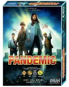 PANDEMIC Board Card Party Game *MELBOURNE STOCK*