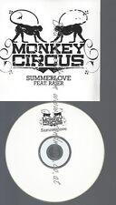 PROMO CD--MONKEY CIRCUS --SUMMERLOVE--5TR