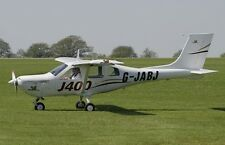 Jabiru J-400 Australian Ultralight Light-Sport Aircraft Desktop Wood Model Large