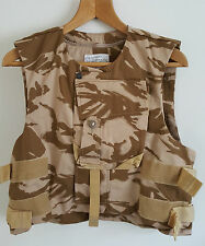 GENUINE BRITISH ARMY MILITARY COVER, BODY ARMOUR IS DESERT DPM SIZE 170/112