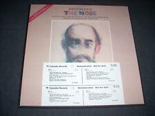 Shostakovich THE NOSE Columbia LP 2 discs WLP 1978 M2 34582 Melodiya NM Box set