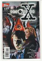 The X-Files #11 Mulder Scully Topps Comics 9.6