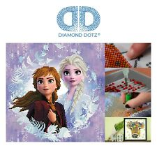 Diamond DOTZ Disney Frozen 2 Sisters 40x40 Cm