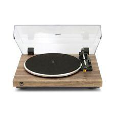 Dual Plattenspieler Vollautomatik CS 458 Holz + Haube + Audio Technica AT91E
