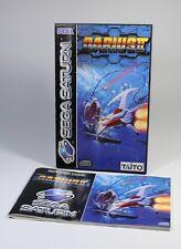 DARIUS II für Sega Saturn Spiel komplett mit Anleitung und OVP 2