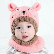 Winter Baby Toddler Girl Boy Warm Cute Beanie Beanie Hat Cap