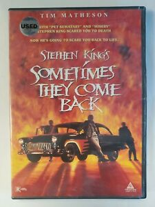 Stephen King's Sometimes They Come Back (DVD, 2006)