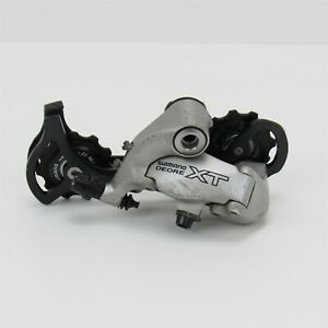 Shimano Deore XT RD-M750, Rear Derailleur, 9 Speed, Long Cage