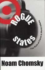 Rogue States The Rule of Force in World Affairs by Noam Chomsky (2000 PB