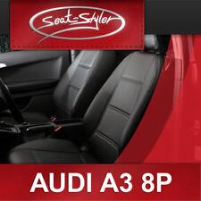 Materialprobe Sitzbezug Audi A3 8P Autositzbezüge Schonbezug