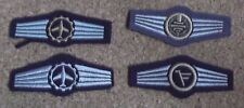 Insigne/patch - Allemagne - Bundeswehr Air - Lot de 4