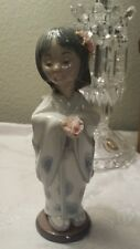 """Lladro """"Bearing Flowers"""" No. 6151 Extremely Rare Portando Flores"""