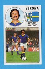 PANINI CALCIATORI 1976/77-Figurina n.293- MADDE' - VERONA -Rec