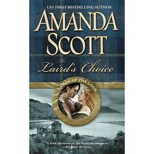NEW - The Laird's Choice (Lairds of the Loch) by Scott, Amanda