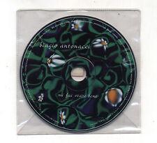 Cd PROMO BIAGIO ANTONACCI Mi fai stare bene - cds cd singolo single 1998