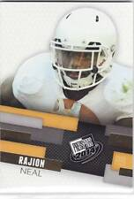 Rajion Neal - Rookie Card Press Pass 2014 GOLD FOIL Parallel - Tennessee