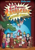 Seth MacFarlanes Cavalcade of Cartoon Comedy (DVD, 2009) New