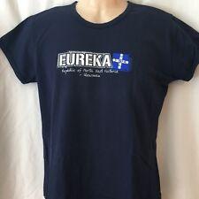 EUREKA REPUBLIC OF NORTH EAST VICTORIA GLENROWAN  T Shirt Size S excellent T163