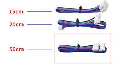 3x NEMA 17 Stepper Motor DUPont(Schrittmotorkabel) 15cm/20cm/50cm 4pin zu 6pin