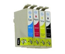 4 cartuchos XXL  Epso-n Stylus d68 d88 dx3800 dx3850 dx4200 dx4250 gi611-614 HQ