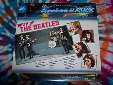 THE BEATLES Birth Of The Beatles LA GRANDE STORIA DEL ROCK 1982 Italy SEALED OOP