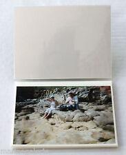 Mini album photo 40 pochettes 10x15 lot 4 neuf souple personnalisable .En France