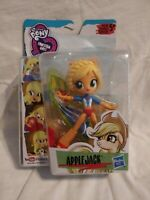 MY LITTLE PONY EQUESTRIA GIRLS MINI APPLEJACK COLLECTOR FIGURE