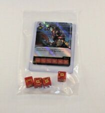 Marvel Dice Masters Mighty Thor * THORBUSTER IRON MAN Set RARE FOIL Unc 4 dice